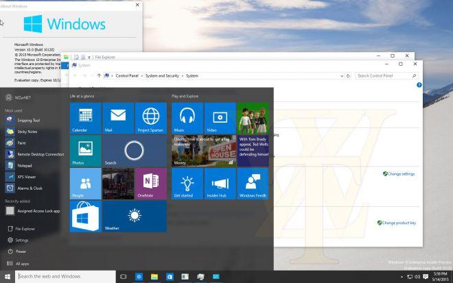 Windows 10 in arrivo…