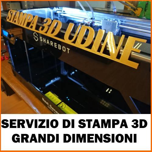 Stampa 3D Udine