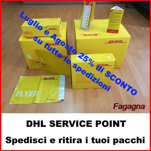 DHL 25% di Sconto