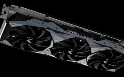 Nuove GPU Nvidia GeForce RTX