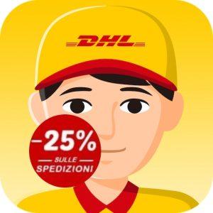 DHL promozioni