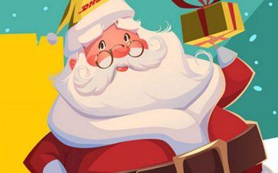 Natale con DHL, fioccano sconti!