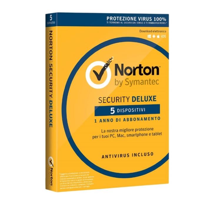 Norton Antivirus Deluxe