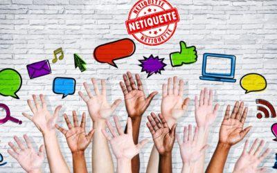 Netiquette – Etica e norme di buon uso dei servizi di rete