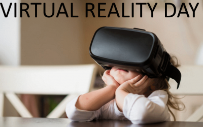 Sei pronto per il primo Virtual Reality Day?