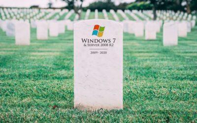14 Gennaio 2020 terminerà il supporto per WINDOWS 7