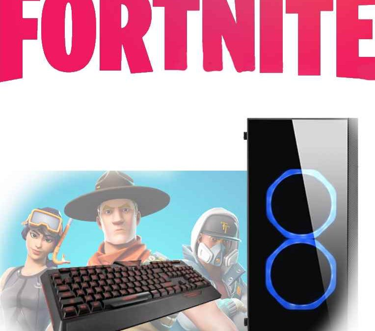 PC Gaming FORTNITE
